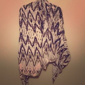 Accessories - Abstract Chevron Scarf